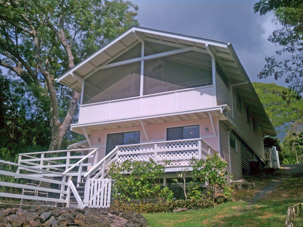Tree House, Oceanview, Hualalai, Holualoa Realty, Holualoa, Kailua Kona, Kona, Real Estate