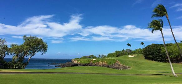 Golf at Mauna Kea Resort